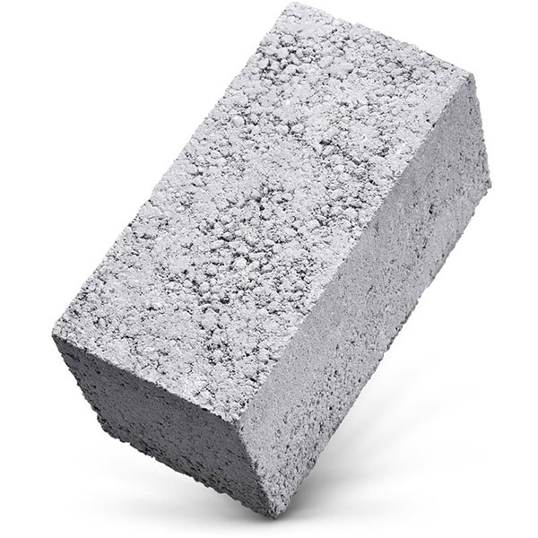 Полнотелый керамзитоблок