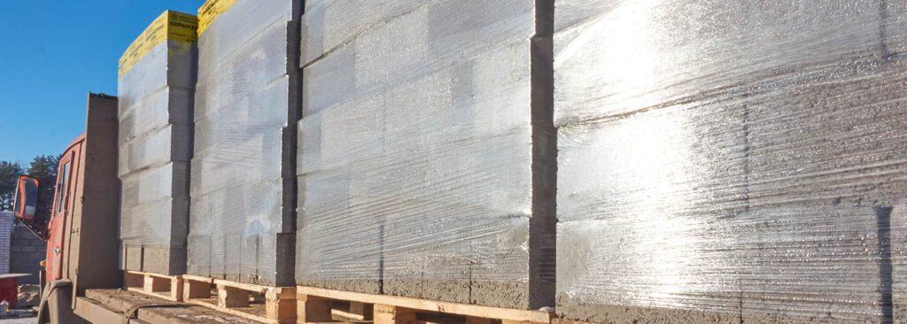 Керамзитные блоки с доставкой