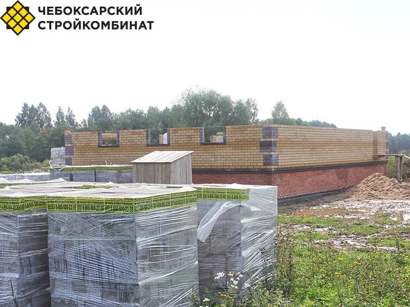 Керамзитобетонные блоки для строительства
