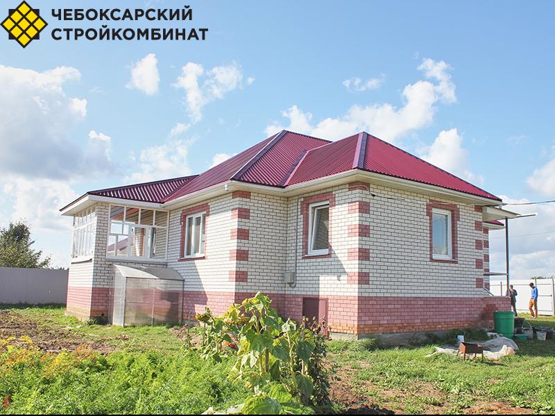 Строительство дома в Козьмодемьянске