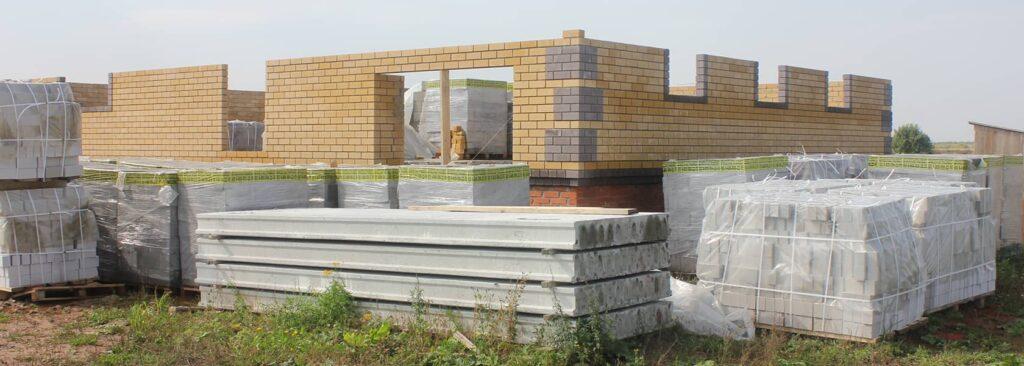 Строительство из керамзитоблоков