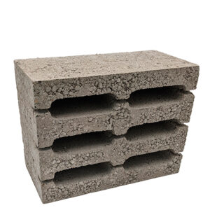 Керамзитобетонный блок шириной 30 см