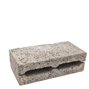 Керамзитобетонный перегородочный блок 12 см
