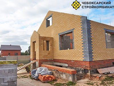 Строительство дома в Советском районе